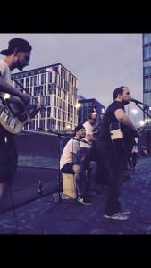 Deine Vorstadt beim Sion Sommerkino, Köln